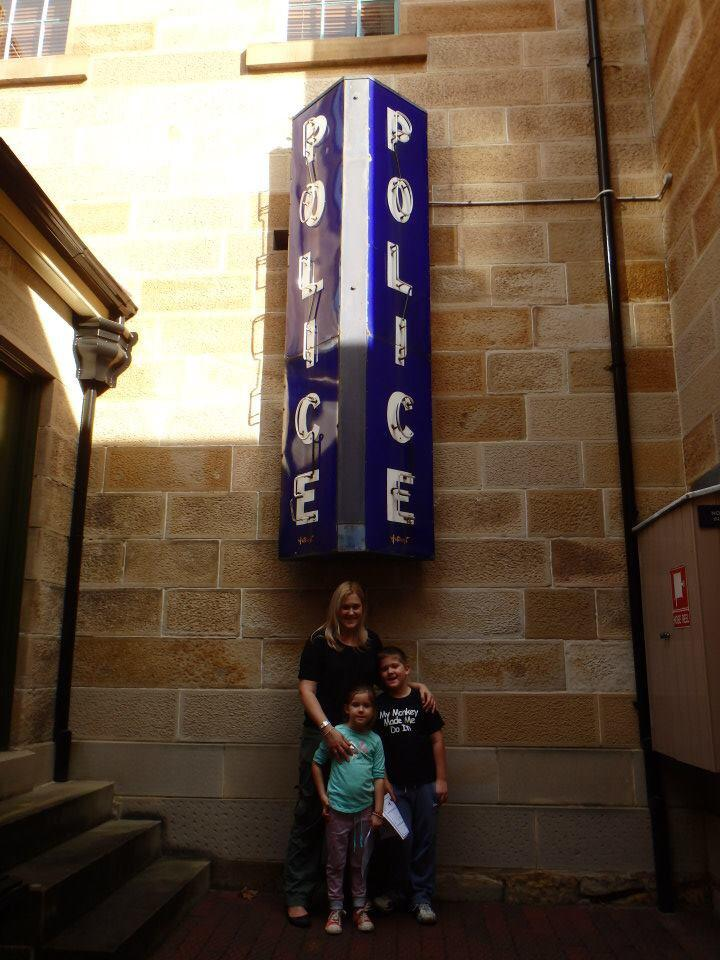 A Spontaneous Trip to the Police and Justice Museum Sydney