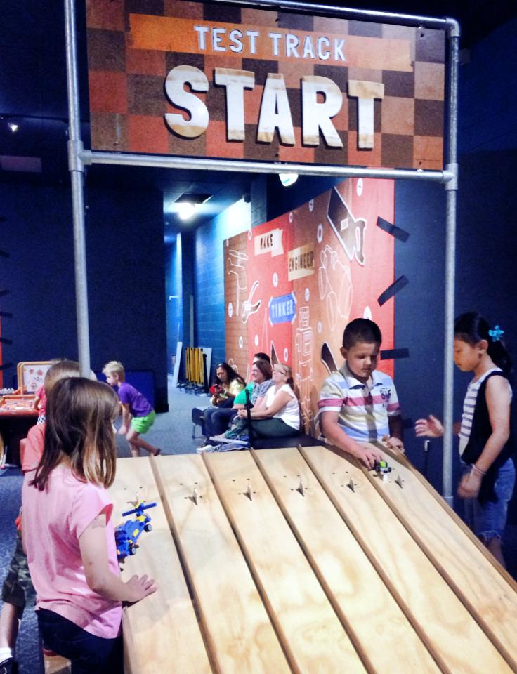 Scitech Discovery Centre - Western Australia
