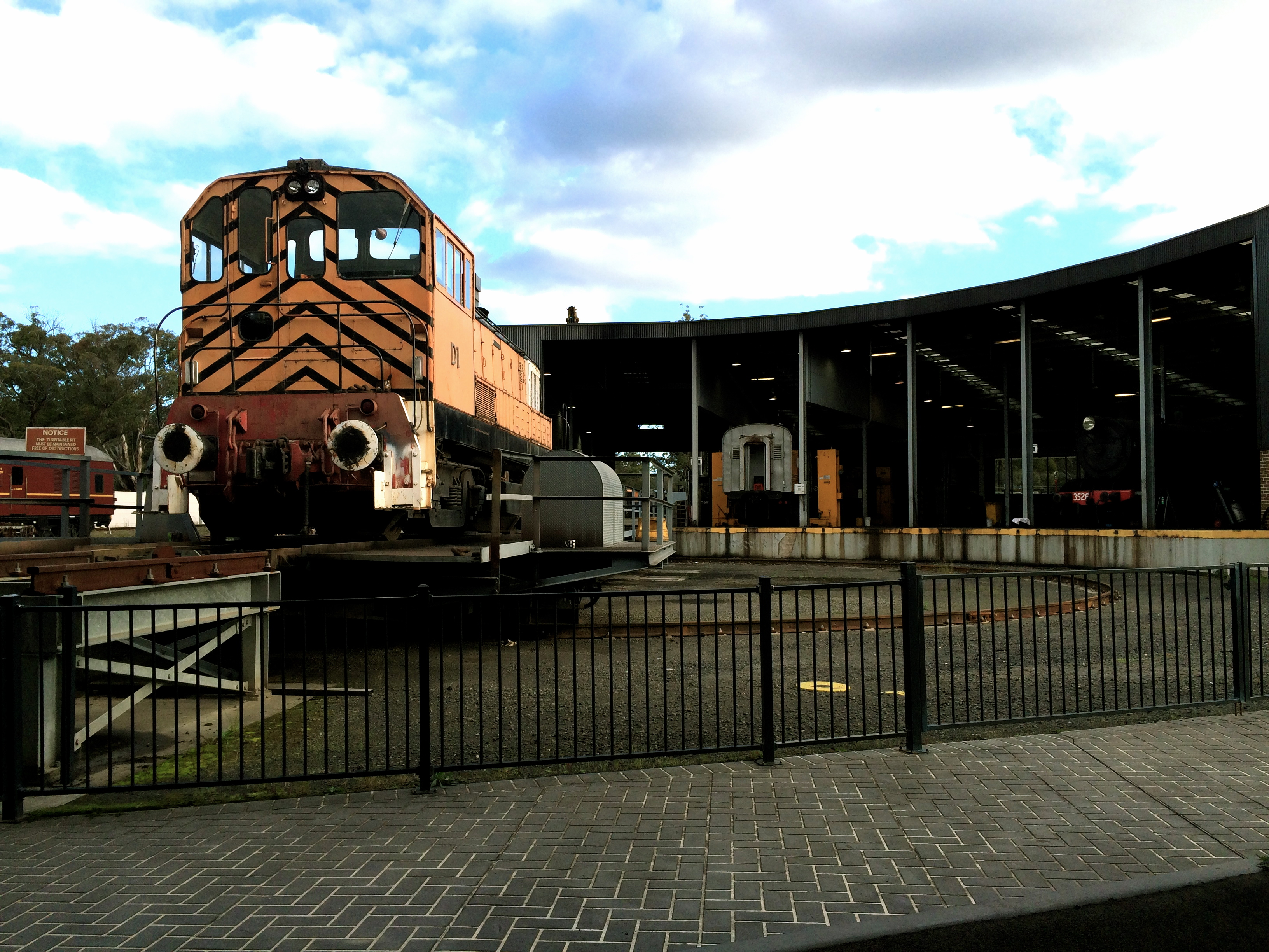 Choo Choo Chugga Chugga – Trainspotting at Train Works Thilmere