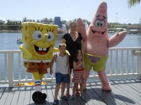Dolphins, Water and Fun: Sea World on the Gold Coast Queensland