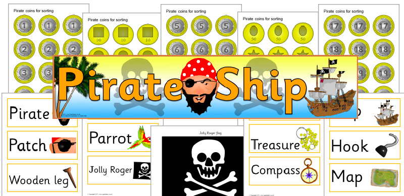 Pirate Adventures : A Day of Hearty Fun & Dress-Ups