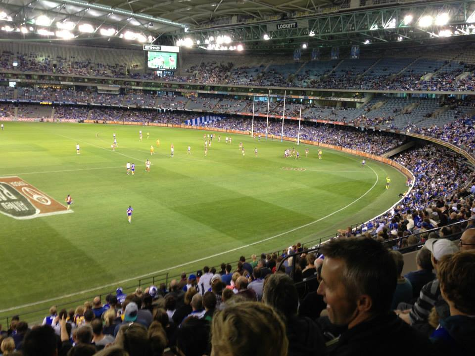 an introduction to the australian football league Ricki boyd needs your help with australian football league: listen to your fans we don't want 'state of the game' rule changes, leave the game alone we don't want 'state of the game' rule changes, leave the game alone.