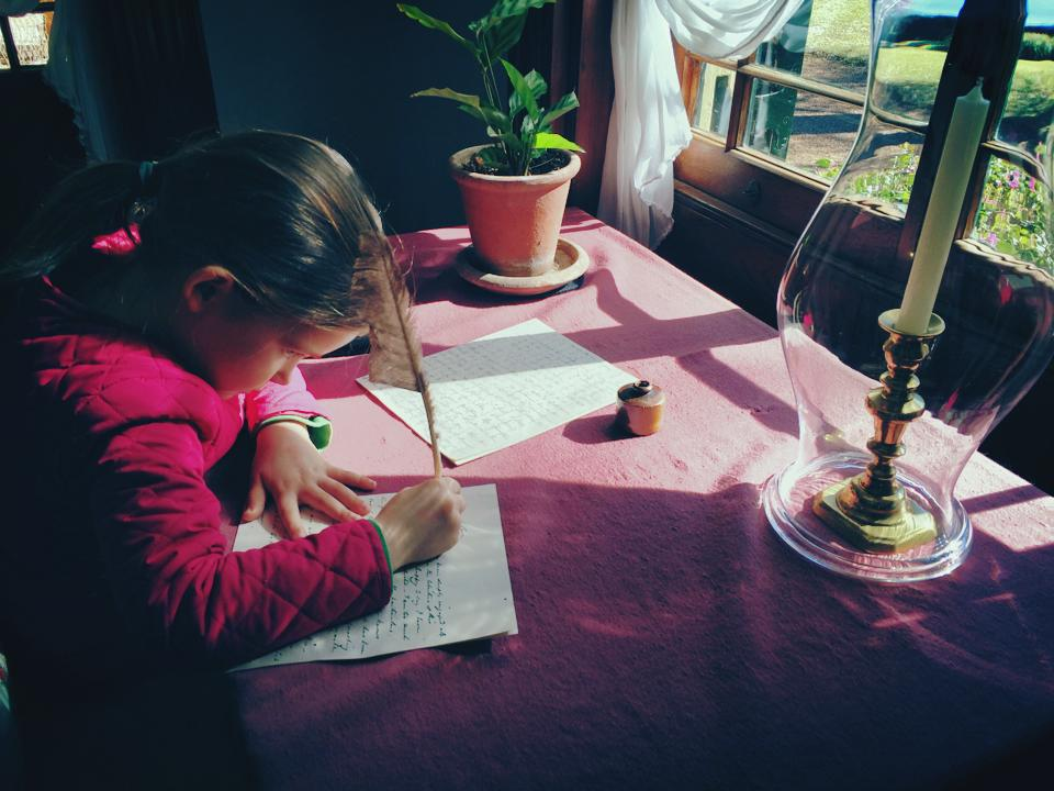 Elizabeth Farm : A Jumping on the Beds, Washing the Clothes Type of Museum for Kids