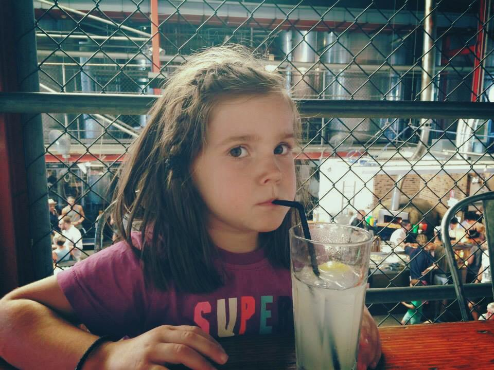 Eating Out With Kids : Little Creatures Fremantle - Woodfire Pizza and Cider