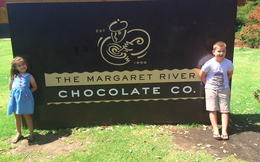 Sweet Temptations : A Trip to the Margaret River Chocolate Company in Western Australia