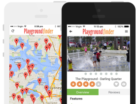 Playground Finder - The Easiest Way For You To Find A Playground Near You in Australia