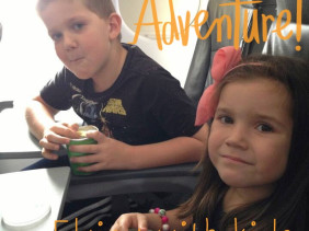 Travelling With Kids : Surviving Plane Travel The Easy Way