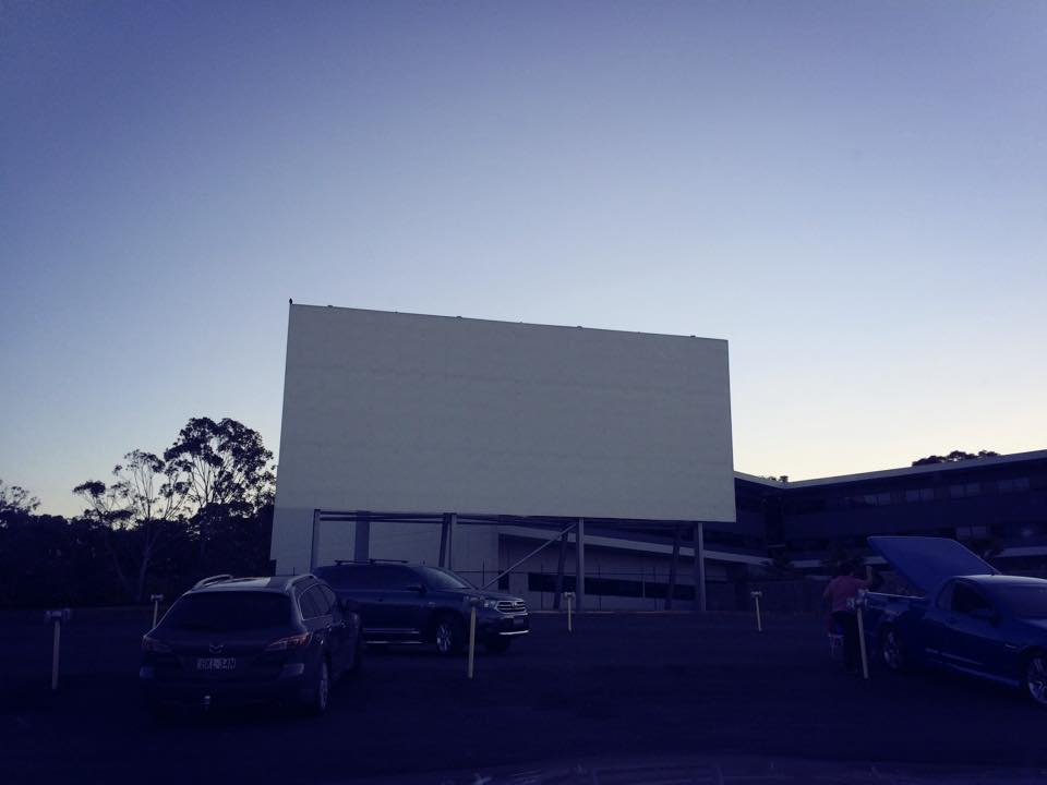 The Drive In : An Introduction To Retro Movie Going
