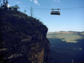 Scenic World Adventures : Cloud Surfing In The Blue Mountains