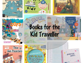 Story Time : Books For The Child Traveller