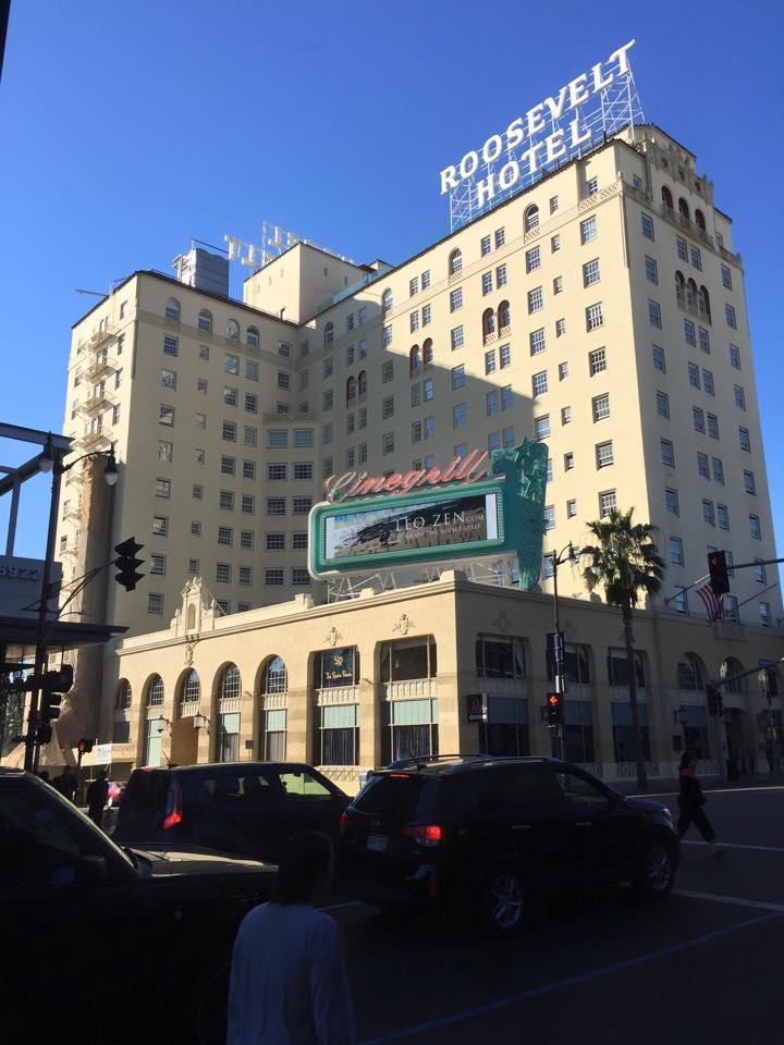 A Suite Adventure : Our Stay At The Hollywood Roosevelt Hotel