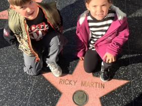 The Hollywood Walk of Fame : A Kid Adventure Down the Boulevard