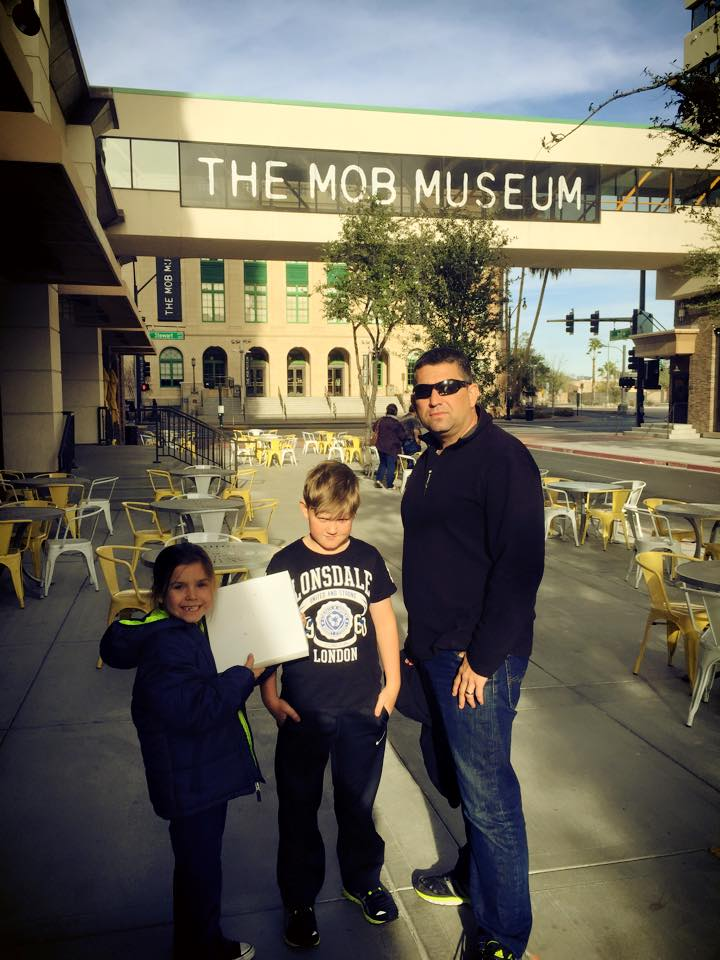 The Mob Museum : Our Brush With Organised Crime in Las Vegas