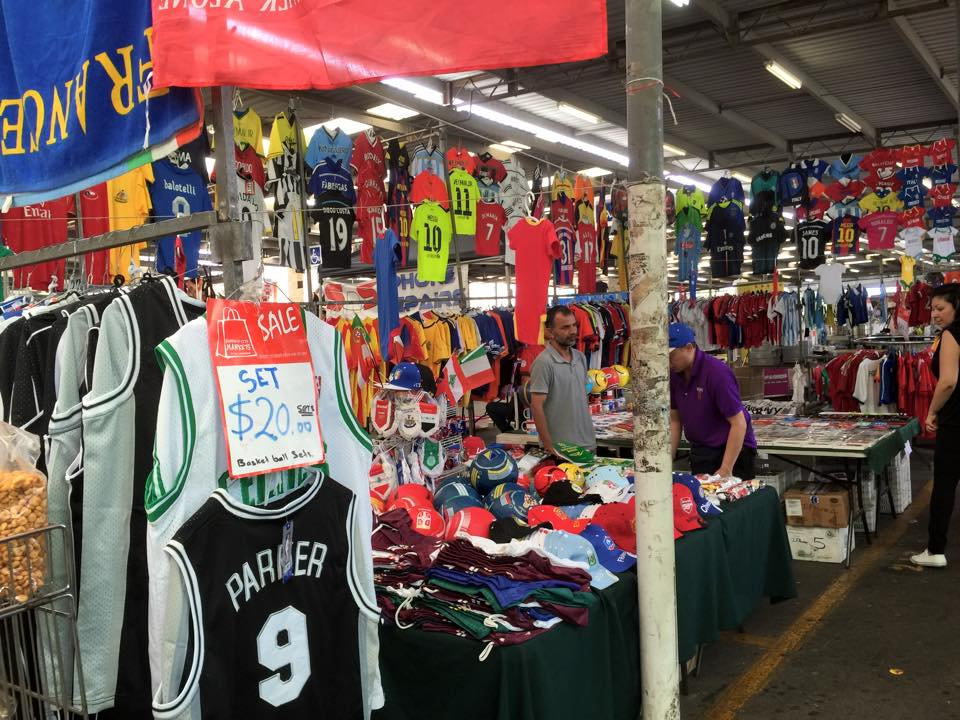 Fairfield City Markets : Over 600 Stalls to Explore