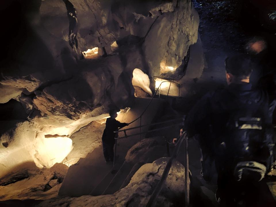 Abercrombie Caves with Kids : In the Footsteps of the Ribbon Gang Bushrangers