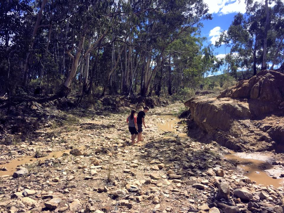 Gold Panning : A Trip to Hill End for a Little Prospecting