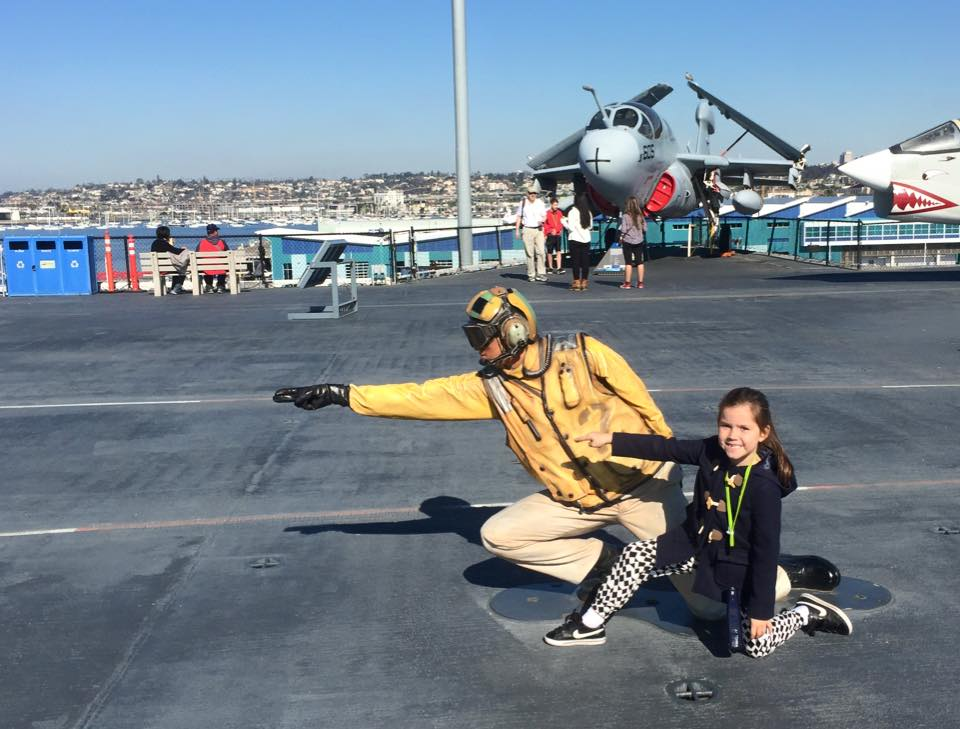 USS Midway Aircraft Carrier : A Top Gun Experience in San Diego