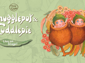Snugglepot and Cuddlepie Debut at the Sydney Opera House