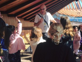 The Sydney Opera House Junior Tour : Introducing the Newest Junior Expert