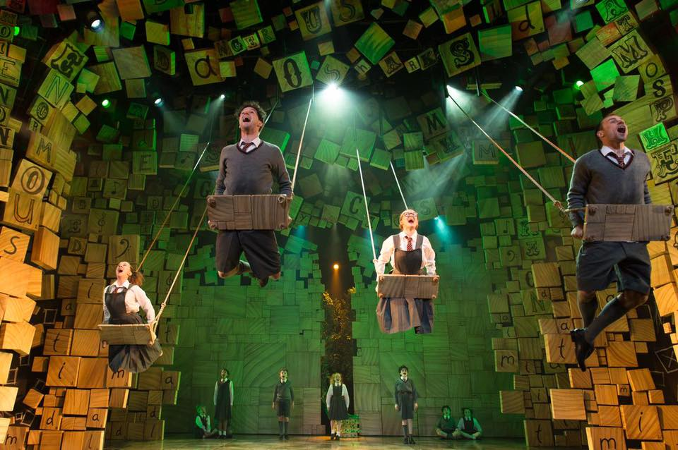 Matilda the Musical : One Girls First Experience at the Theatre