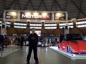 Meguiar's MotorEx : A Father and Son Trip To Meet George Barris