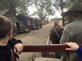 The Australiana Pioneer Village : Back in Time in the Hawkesbury