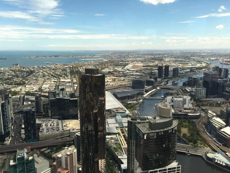 Eureka Skydeck 88 : The Highest Public Vantage Point in the Southern Hemisphere