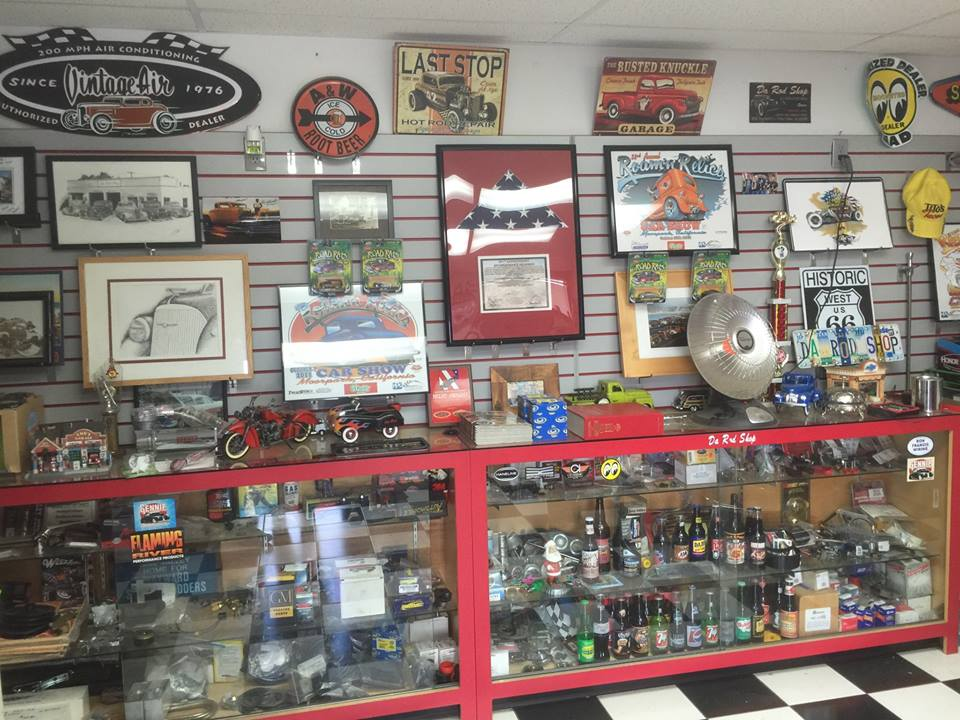 Da Rod Shop - A Simi Valley Excursion