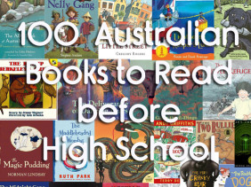 100 Books To Read Before High School : The Australian Collection