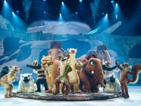 GIVEAWAY: Ice Age Live! A Mammoth Adventure - WIN a Family Pass