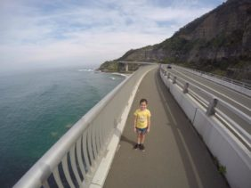 Sea Cliff Bridge : A Drive Along the Grand Pacific Drive Illawarra