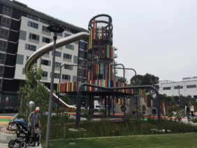 Sydney Playgrounds : Wulaba Park - Green Square Waterloo