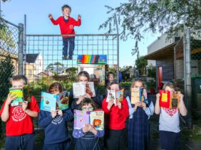 Street Library : A Community Initiative to Share the Love of Reading