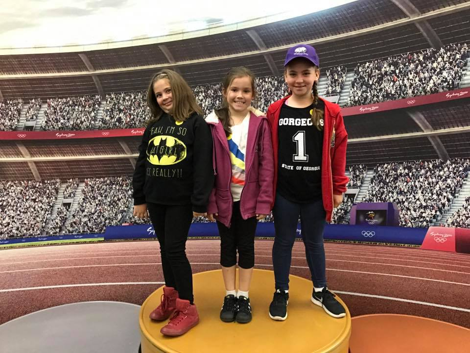 Australian Institute of Sport : A Family Tour of the AIS in Canberra