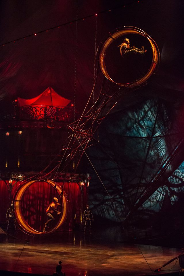 KOOZA by Cirque du Soleil : The Must See Show of the Year