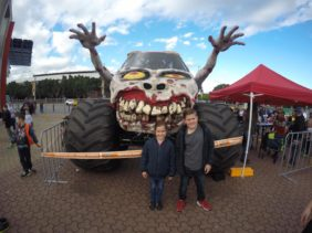 Monster Jam : A Monster Truck Experience with the Whole Family