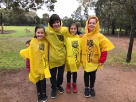 Taronga Western Plains Zoo Dubbo : A Rainy Day at the Zoo