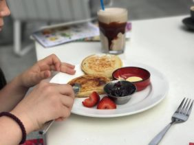 Little Nel Cafe : Breakfast in Nelson Bay