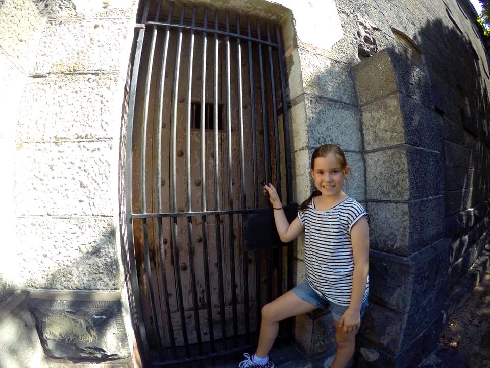 Old Melbourne Gaol : Walking in Ned Kelly's Last Footsteps