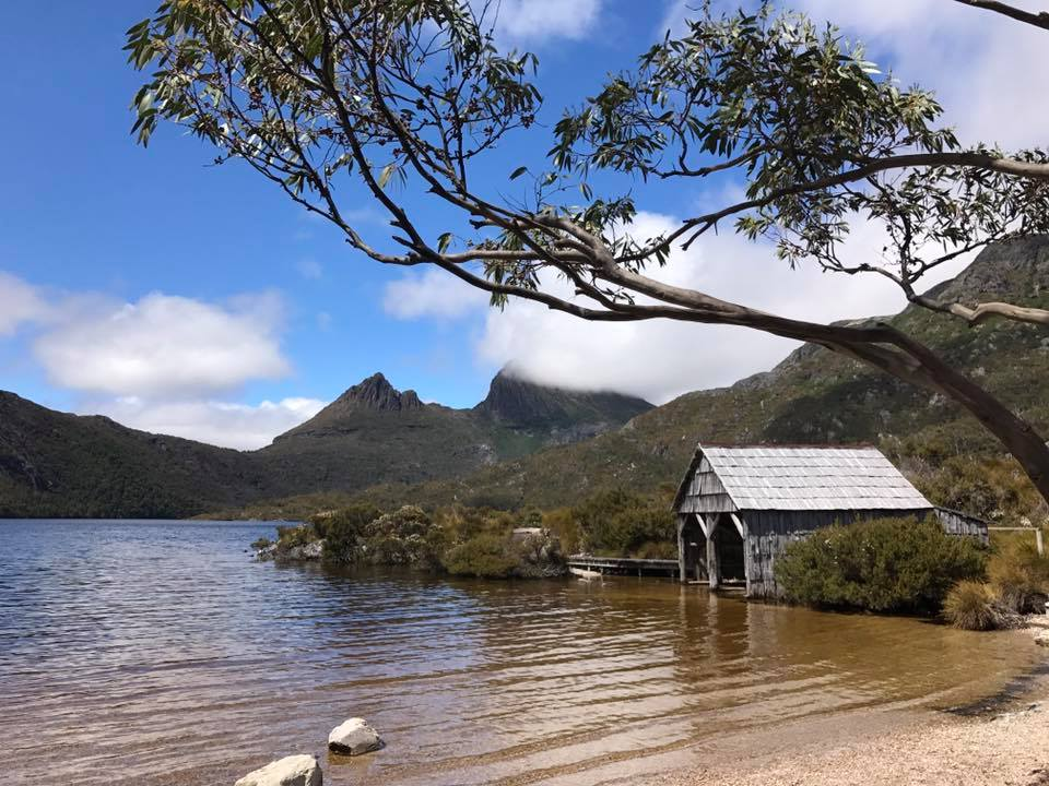 Visiting Cradle Mountain With Kids : A Walk Around Dove Lake