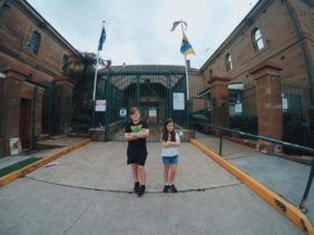 Maitland Gaol : Unlocking History with the Kids