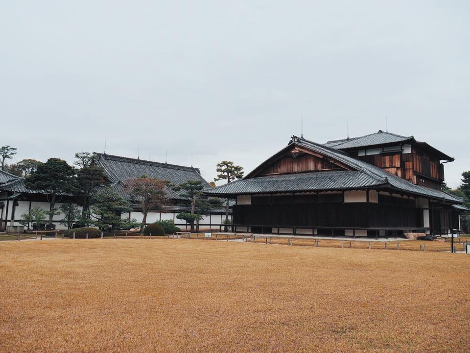Exploring Nijo Castle In Kyoto Across The Nightingale