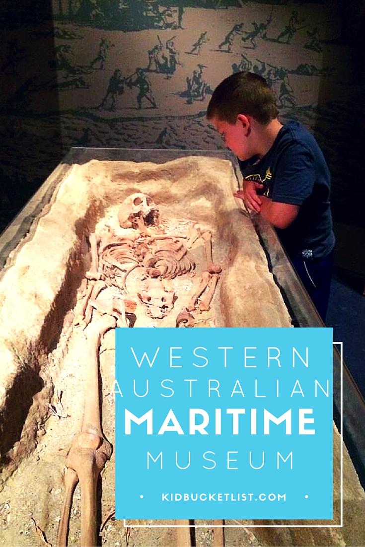 Visit a Museum : Western Australian Maritime Museum