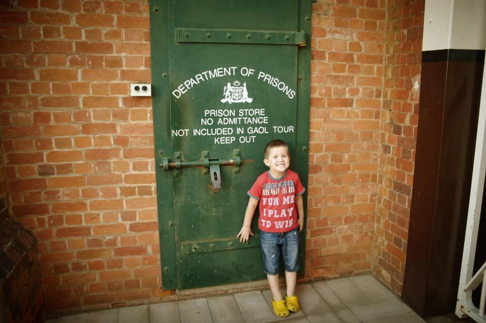 A Trip to Jail - We Visit Historical Old Dubbo Gaol