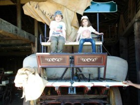 A Trip Back in Time - Father's Day at Belgenny Farm (The Birthplace of the Australian Merino)