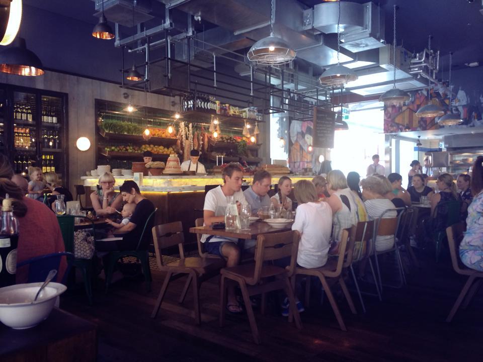 Jamie Oliver Restaurant Sydney Menu