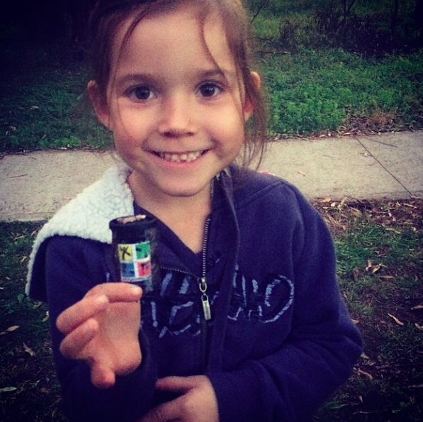 Geocaching With Kids : Finding Hidden Treasures Under Our Noses