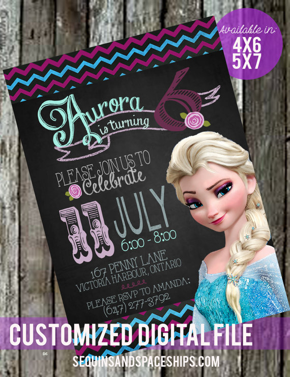 A Disney Frozen Party Backyard Games Laughter Cake