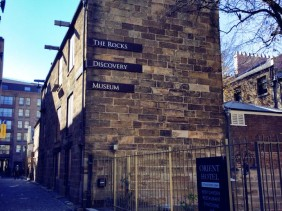 The Rocks Discovery Museum - A FREE Trip From Pre-European Days to the Present