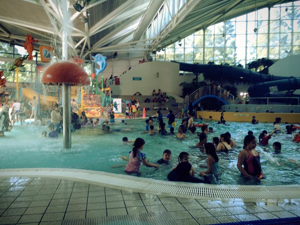 Sydney Olympic Park Aquatic Centre High Five With Ian Thorpe The Kid Bucket List